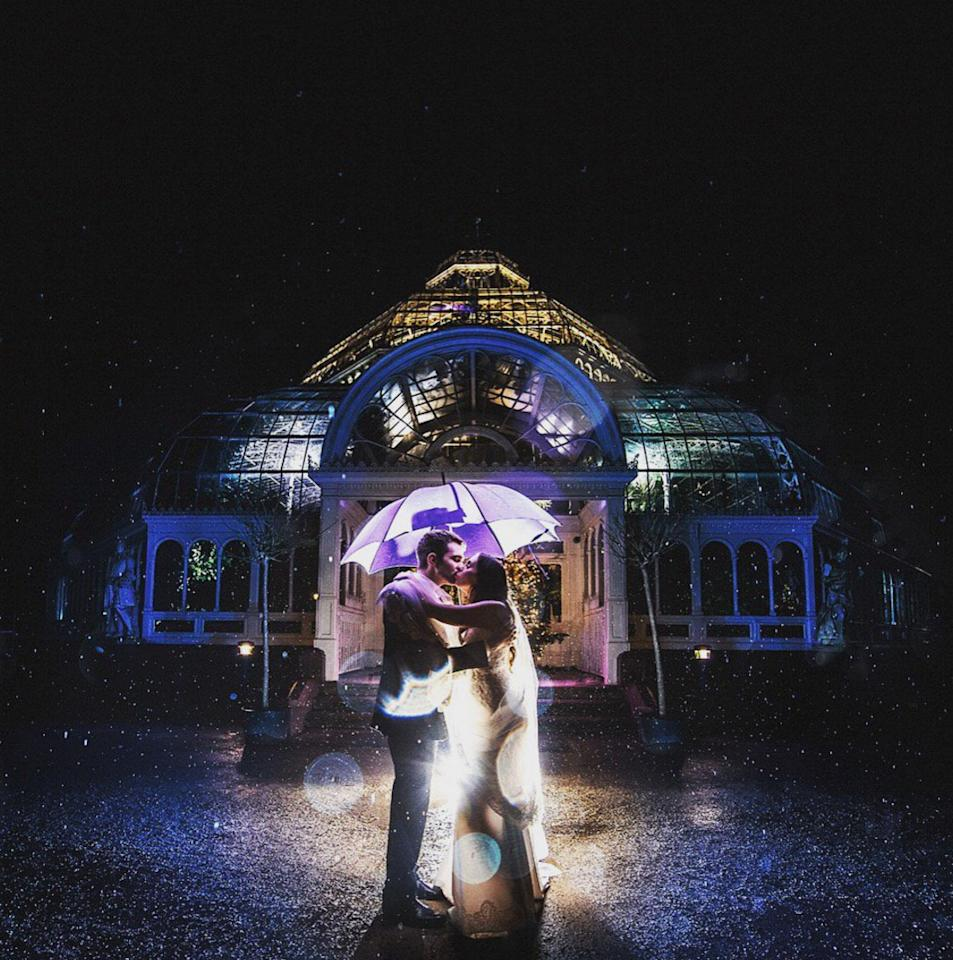 """<p>If you can't afford to go to the tropics, bring the tropics to you. <a href=""""http://palmhouse.org.uk/hire/weddings-parties/"""">The Palm House Sefton Park</a>, near Liverpool, is a grade-II listed glasshouse from the Victorian era that's decked out with plants from around the world. Ideal for a big bash, the Palm House can accommodate up to 220 seated guests. Weddings from £2,784. [Photo: Twitter/<a href=""""https://twitter.com/The_Palmhouse"""">@The_Palmhouse</a></p>"""