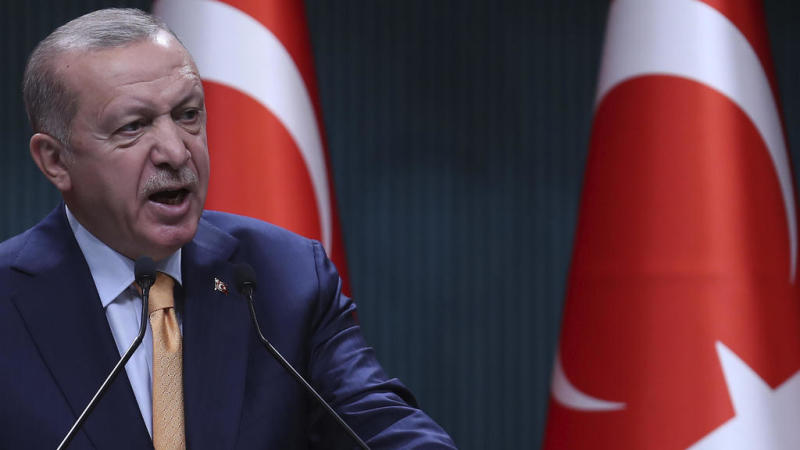 Turkey's Erdogan slams Macron's plan to defend France's secular values, view of Islam 'in crisis'