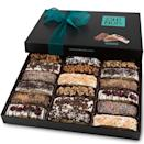 <p>This <span>Biscotti Cookie Gift Basket</span> ($37) looks like a dream come true.</p>