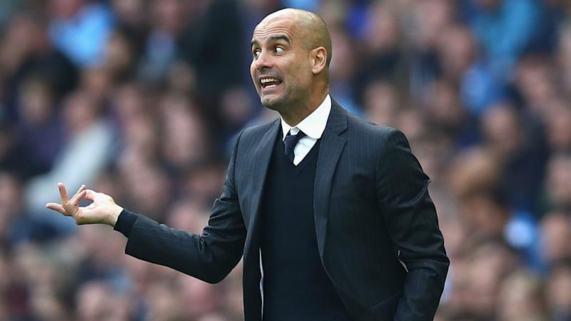 Guardiola concerned about confidence ahead of Barca clash