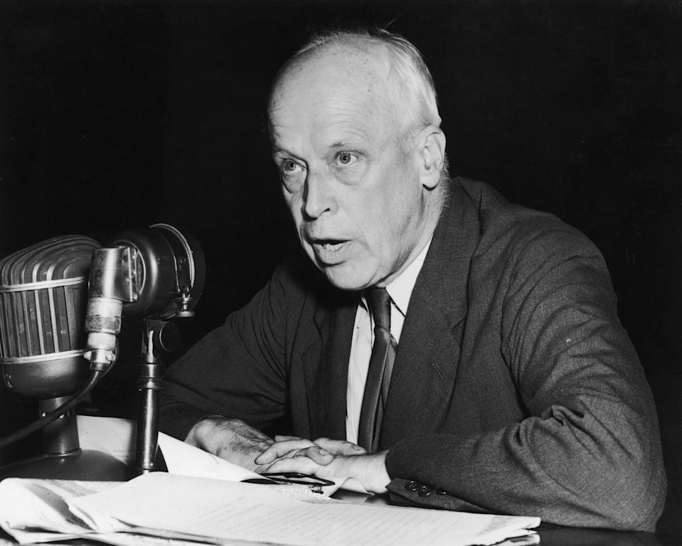 Norman Thomas ran six times for president as a socialist (Getty Images)