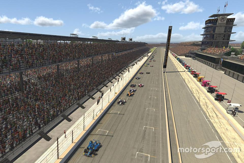 """Track action overview<span class=""""copyright"""">Chris Graythen - Getty Images</span>"""