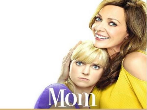Poster of 'Mom' featuring Anna Farris and Allison Janney (Image courtesy: Instagram)