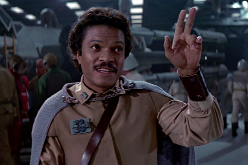 Billy Dee Williams will return as Lando Calrissian for Star Wars: Episode IX