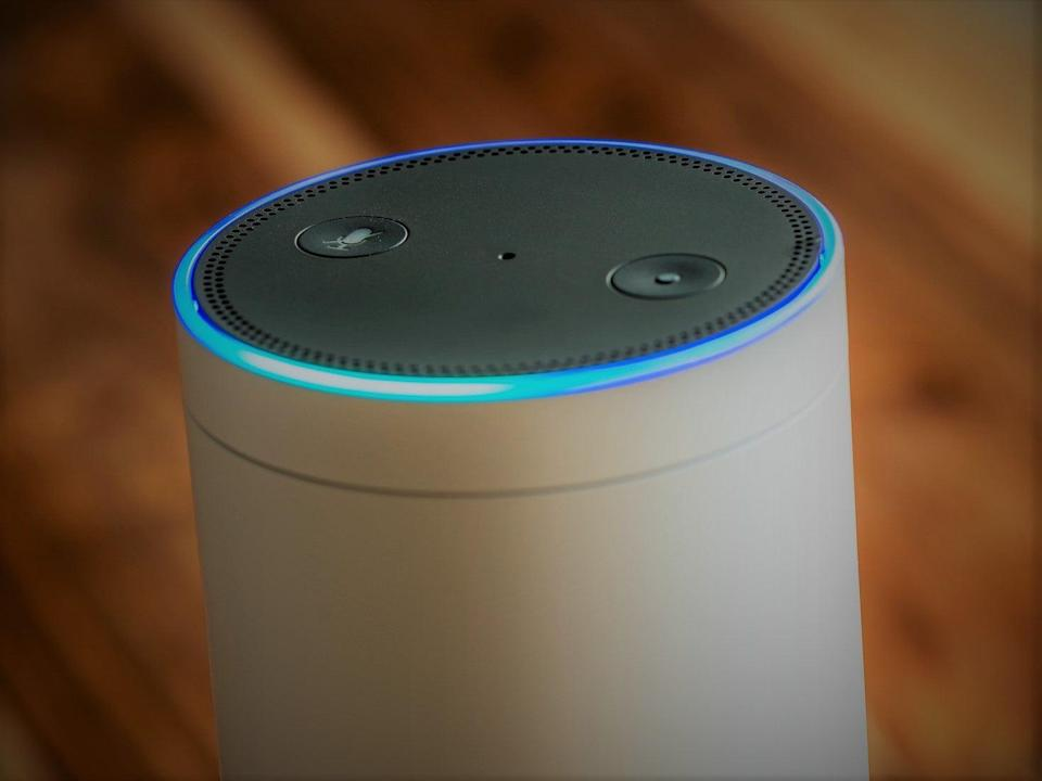Amazon's digital assistant Alexa referenced a number of anti-Semitic conspiracies, according to UK MPs (Getty Images)