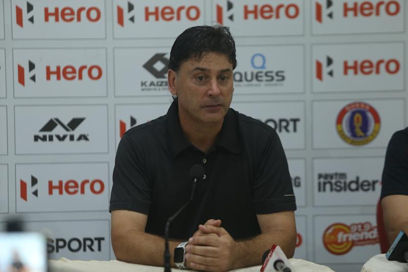 East Bengal's Alejandro Menendez - I am not thinking about the league table