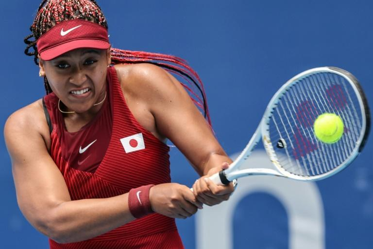 Naomi Osaka is bidding to become the first Japanese player to win Olympic gold in tennis