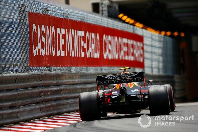 """Pierre Gasly, Red Bull Racing RB15<span class=""""copyright"""">Andy Hone / LAT Images</span>"""