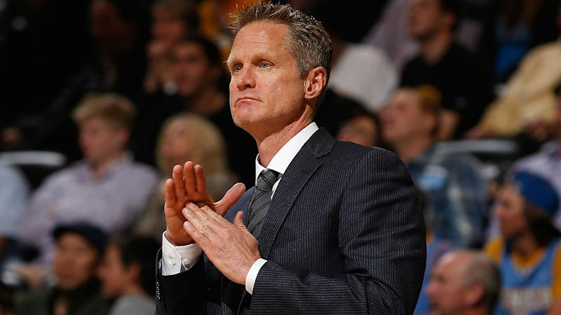 Steve Kerr says Kevin Durant's Twitter episode 'not a big deal'