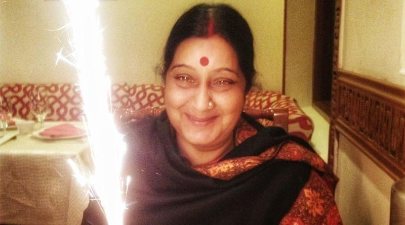 Sushma Swaraj 1st Death Anniversary: PM Narendra Modi, Venkaiah Naidu And Other Political Leaders Remember Former EAM on Her First Punya Tithi