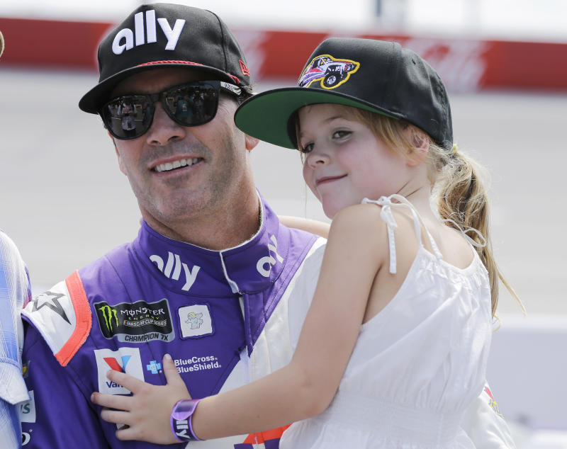 Johnson ready to end NASCAR grind and move on with life