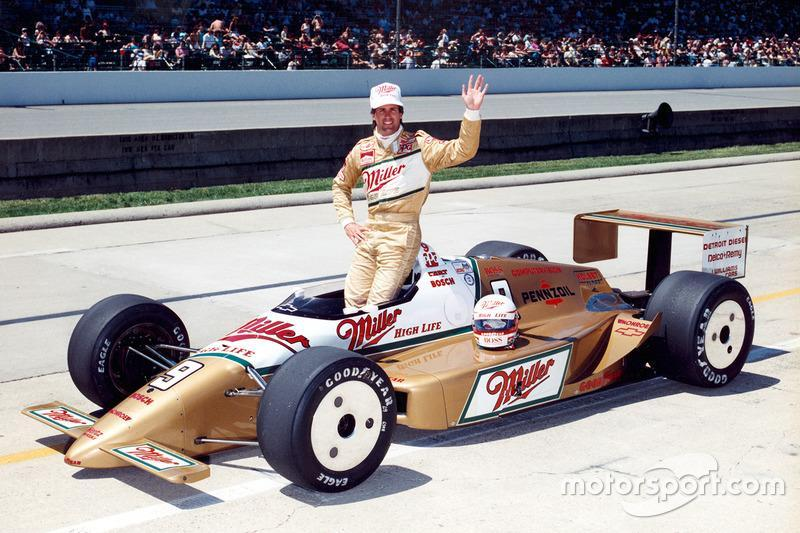 "1988 - CART: Danny Sullivan (Penske-Chevrolet PC17)<span class=""copyright"">Indianapolis Motor Speedway</span>"