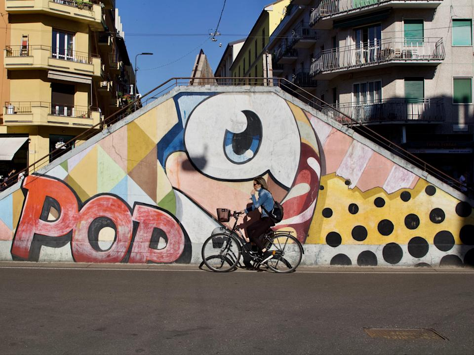 Cycle culture is taking off in Milan (Joey Tyson)