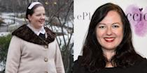 <p>Zuzanna Szadkowski is just as lovely in real life as she was playing Dorota in <em>Gossip Girl</em>, but it <em>is</em> odd seeing her out of her iconic uniform and hat. </p>