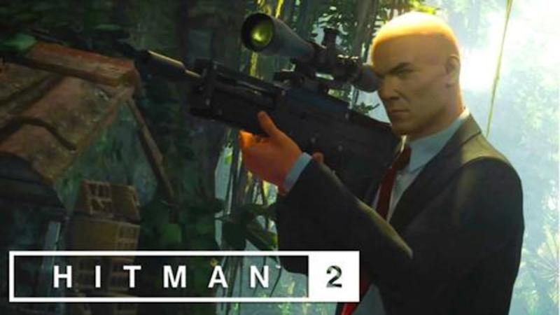 GamingBytes: Hitman 2 cracked before its official release