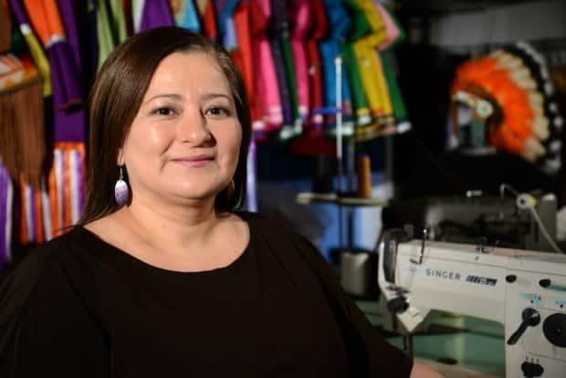 Tammy Beauvais is a fourth generation artisan from Kahnawake, Que.