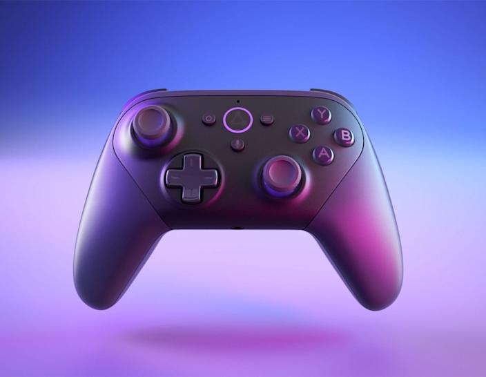 The Luna controller, which will sell for $49.99.