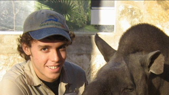 Chimp Attack Victim Andrew Oberle Moved to Johannesburg Hospital