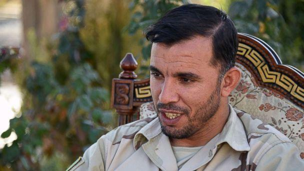 PHOTO: In this file photo from Jan. 2, 2018, Afghan General Abdul Raziq, police chief of Kandahar, speaks during a press conference in Kandahar province in Afghanistan. (File-Jawed Tanveer/AFP/Getty Images)