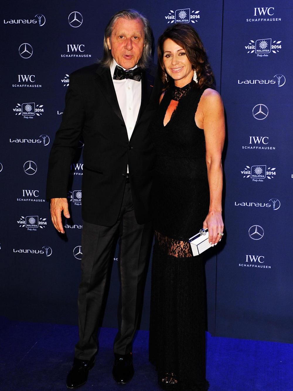 Nastase and Comaneci are two of the most high-profile figures in Romanian sport (Getty )