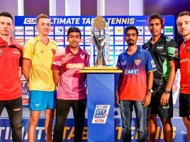 Ultimate Table Tennis 2018: Manika Batra, Sathiyan G and Sanil Shetty in focus as new format, big players promise high-voltage action