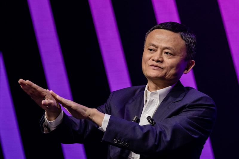 Jack Ma's New Chieftain Lays Out Plan to Fend Off Tencent