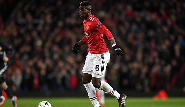 Premier League: Paul Pogba vor Stadtderby: Müssen Manchester City attackieren