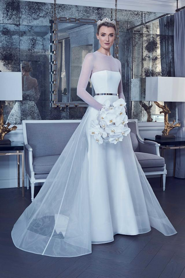wedding ideas for spring 2019 romona keveža bridal 2019 28170