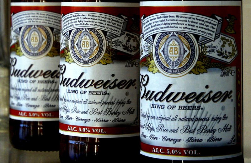Anheuser-Busch, MillerCoors post beer ingredients