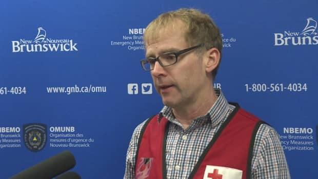 Provincial Red Cross director Bill Lawlor said the designated isolation hotel program was 'a logical move' for the province to take, one the organization agreed with in principle and agreed to help support.