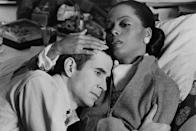 """<p>This film stars Diana Ross, and was directed by Motown legend Berry Gordy. In it, Ross plays Tracy, an aspiring fashion designer who is caught between Sean (Anthony Perkins), a jealous and demanding fashion photographer, and Brian (Billie Dee Williams), a local activist who wants Tracy to support his political career.</p><p><a class=""""link rapid-noclick-resp"""" href=""""https://www.amazon.com/Mahogany-Diana-Ross/dp/B00TGNLX1C?tag=syn-yahoo-20&ascsubtag=%5Bartid%7C10055.g.30416771%5Bsrc%7Cyahoo-us"""" rel=""""nofollow noopener"""" target=""""_blank"""" data-ylk=""""slk:BUY ON AMAZON"""">BUY ON AMAZON</a></p>"""