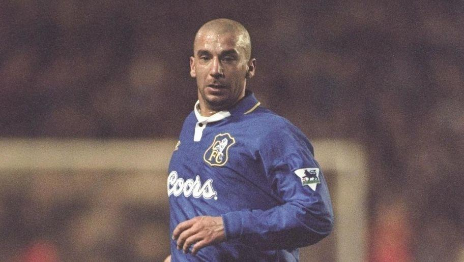 <p>Now, here. Here is a big name. </p> <br /><p>After Dan Petrescu and Gus Poyet put Chelsea 2-0 up in the early stages against Barnsley at Oakwell in 1997, Gianluca Vialli started to rev up - poking home just before half-time to give his side a three goal lead. </p> <br /><p>In the second half, he exploded. Going head/right foot/left foot in one 25-minute spell in the second half, the Italian crushed Barnsley into the dust to become just the second man to score a perfect German hat-trick in the Premier League. </p>