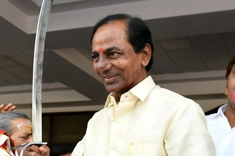KCR to Lay Foundation Stone for Grand Secretariat, Assembly Worth Crores Tomorrow