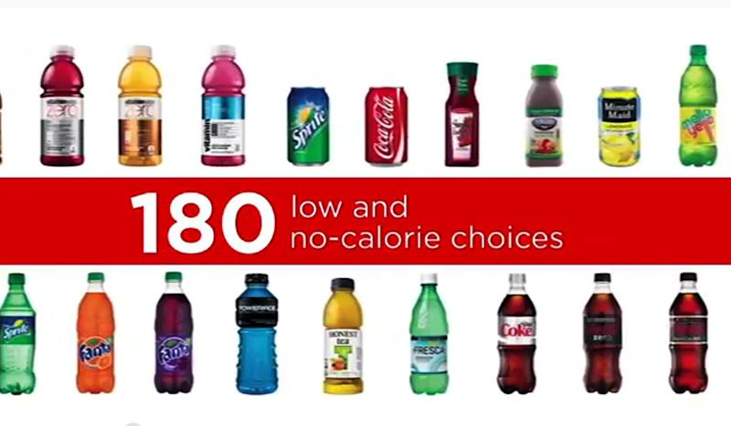 Coca-Cola to tackle obesity for 1st time in TV ads
