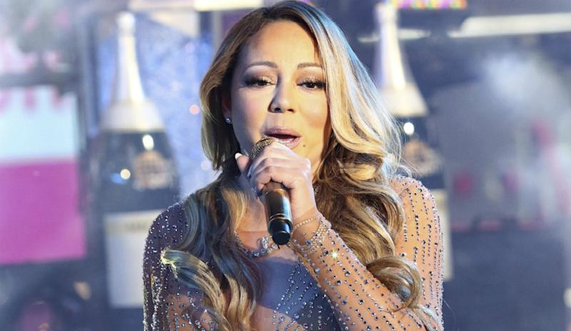 Mariah Carey Still Blames Others For NYE, Says She's Taking A Break From Social Media