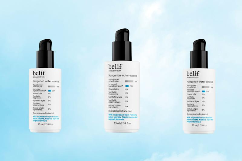 Belif's Hungarian Water Essence Is So Hydrating You'll Think It's a Serum