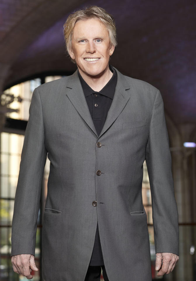 "Garey Busey will compete on the first ever ""All-Star Celebrity Apprentice."""