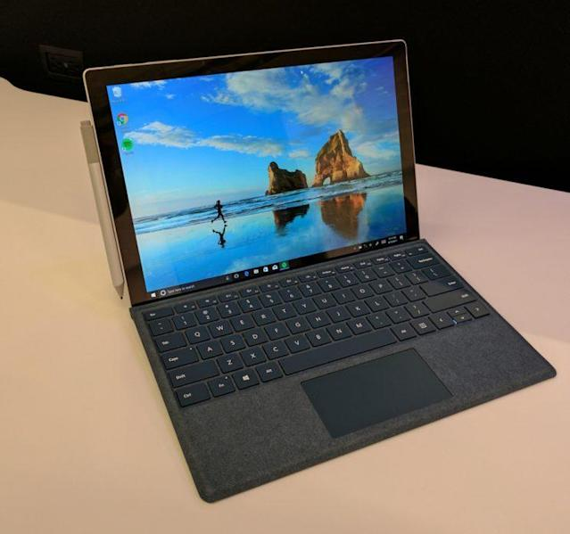 Microsoft's Surface Pro is a slick little powerhouse.