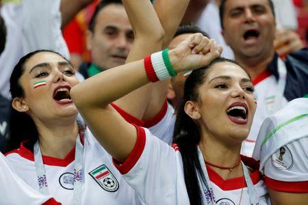 FILE PHOTO: World Cup - Group B - Iran vs Spain