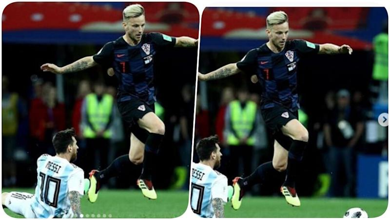 Ivan Rakitic Posts a Picture With Lionel Messi, Football Fans Say, 'Leave Barcelona' Here's Why
