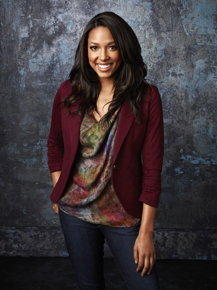 "Kylie Bunbury stars as Lacey on ABC Family's ""Twisted."""