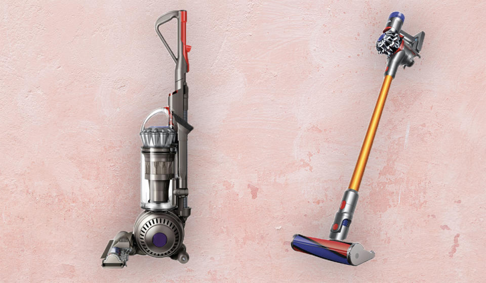 Score a new vac starting at just $300. (Photo: Dyson)