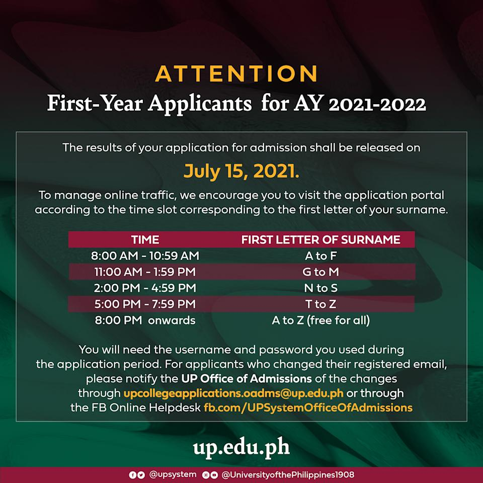 (Source: University of the Philippines/Facebook)