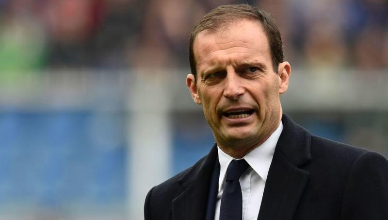 Barcelona Offer Juventus Boss Massimiliano Allegri £8m-a-Year to Join Them Next Season