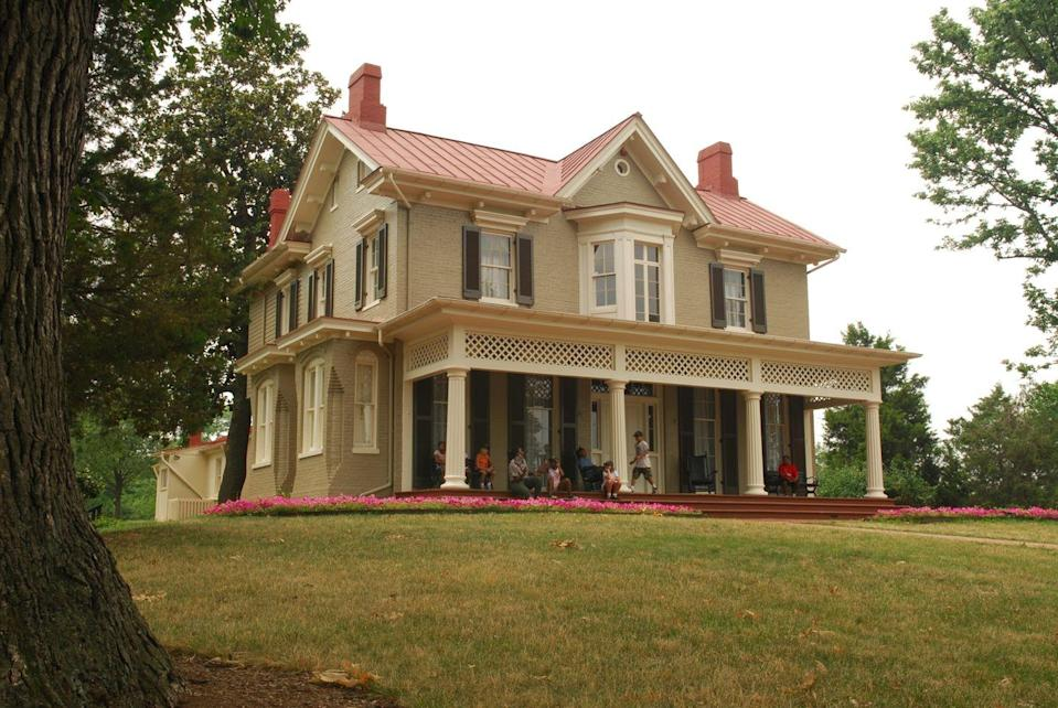 <p>This Washington, D.C. landmark pays tribute to the inspiring slave-turned-federal appointee who helped propel the American and European abolitionist efforts. The site preserves Douglass' Cedar Hill estate, where he resided from 1877 until his death in 1895 and features insight into his life, accomplishments, and bodies of work. </p>