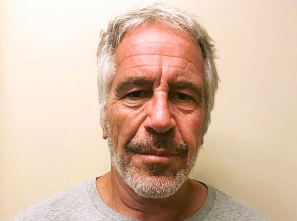 PHOTO: This March 28, 2017, file photo, provided by the New York State Sex Offender Registry shows Jeffrey Epstein.  (New York State Sex Offender Registry via AP, File)