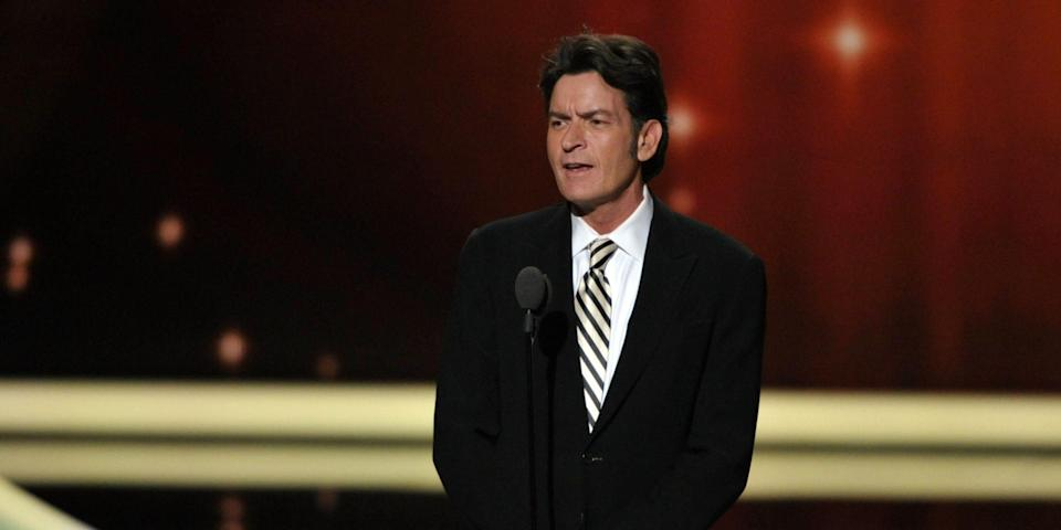Charlie Sheen 2 Getty Images
