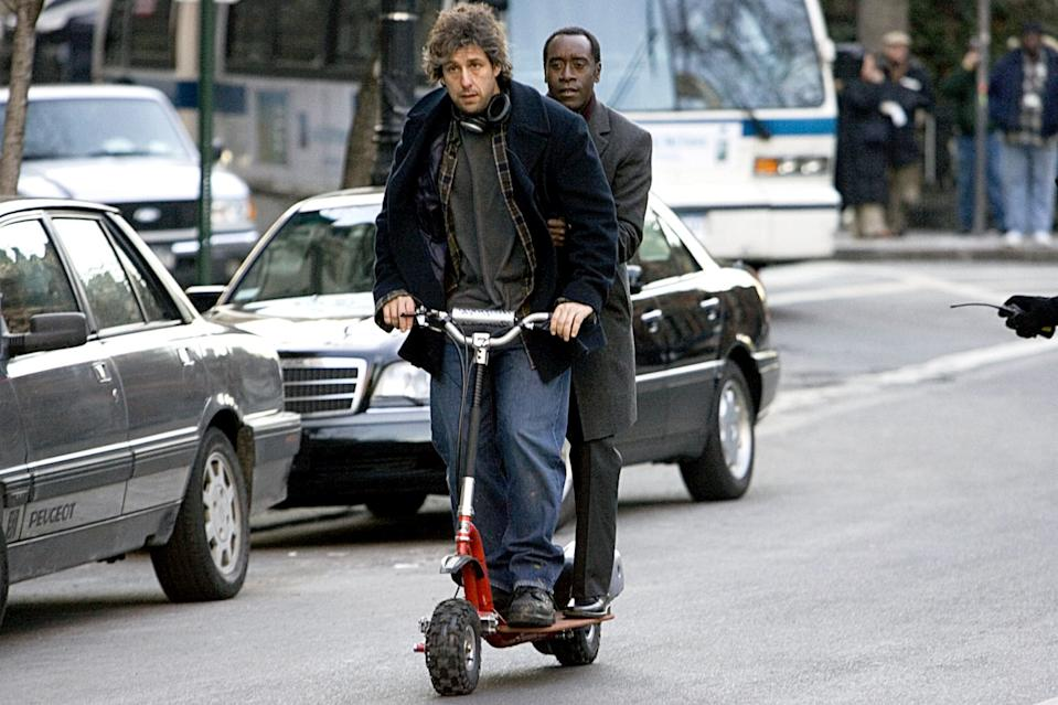 REIGN OVER ME, Adam Sandler, Don Cheadle, 2007. ©Sony Pictures/courtesy Everett Collection