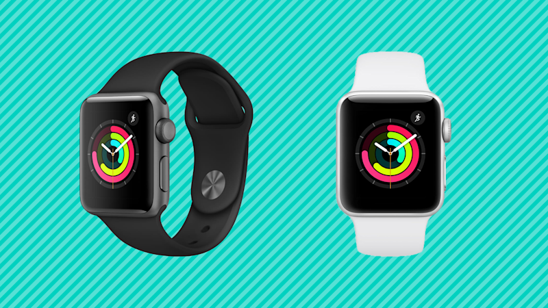 Save $10 on the Apple Watch Series 3 (Photo: Walmart)