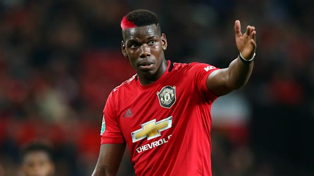 France boss Didier Deschamps has delivered an update on Manchester United star Paul Pogba's ankle.